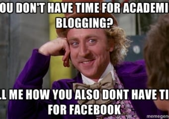 How Academic Blogging Can Transform Your Scientific Career